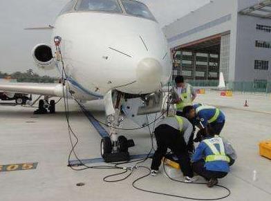工业内kui镜检测飞机故障